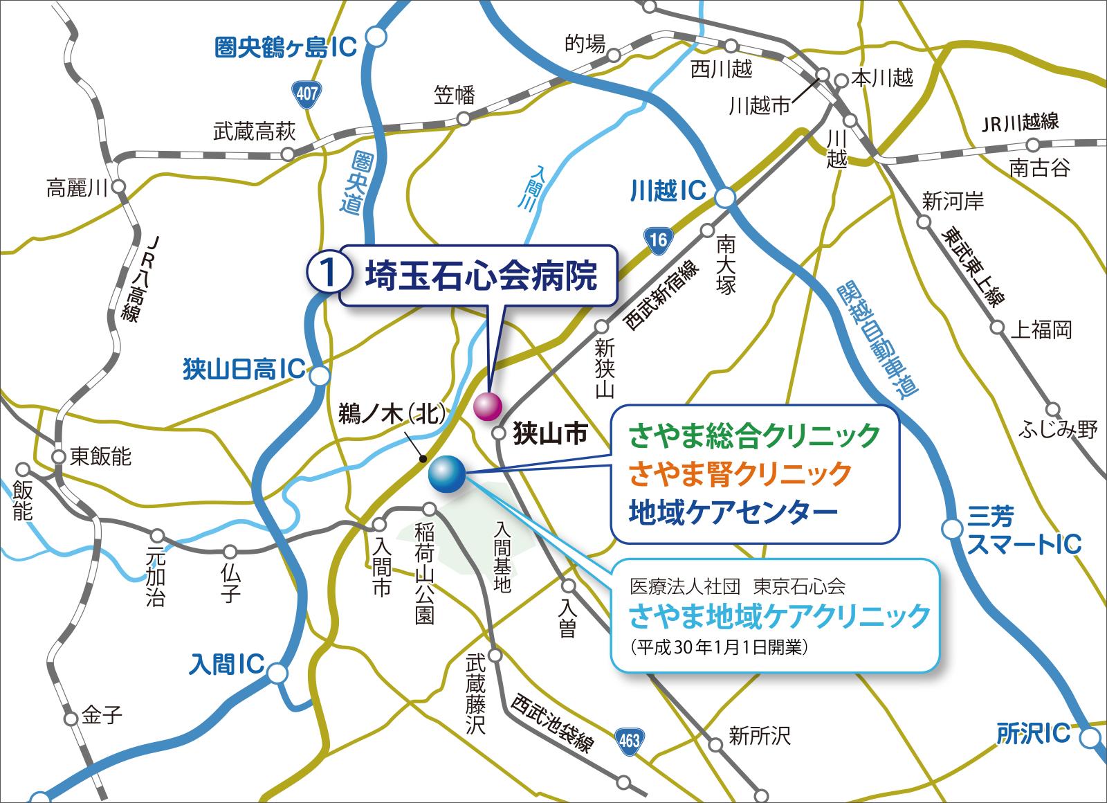 WEB広域マップ